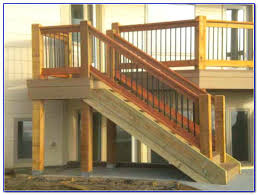Deck Stair Handrail Articles With Deck Stair Code Nj Tag Amusing Porch Railing Code