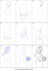 how to draw beautiful drawing how to draw a beautiful printable step by step drawing sheet