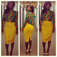 wearing the african print the ama k abebrese u0027s way