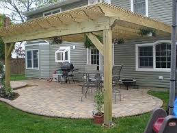 Pergola Rafter Tails by Pergola Design Ideas Best Guide Building A Pergola Attached To