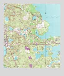 clermont fl map clermont east fl topographic map topoquest