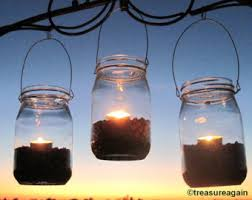 Diy Lantern Lights Fairy Lights Lanterns 6 Diy Mason Jar Hangers Twist On