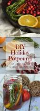 diy holiday potpourri for your home and give as gifts