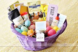 ideas for easter baskets for adults intimate easter basket