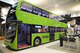 Double Decker Bus Floor Plan Focus Transport Adl Enviro500 Concept Bus Showcased In Singapore