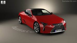 lexus 2017 lc500 360 view of lexus lc 500 2017 3d model hum3d store