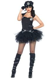homemade halloween costumes for teenage girls handcuff honey cop costume
