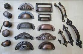 rustic kitchen cabinet door handles details about cast iron rustic chest drawer wardrobe kitchen cupboard cabinet door handles