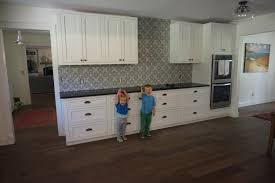 ORC Week  Cement Tile Backsplash Dear Owen - Cement tile backsplash