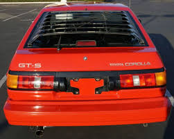 1986 toyota corolla gts hatchback for sale best 25 corolla 1986 ideas on