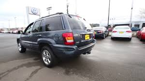 silver jeep grand cherokee 2004 2004 jeep grand cherokee limited steel blue pearlcoat 4c365765