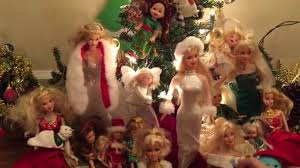 barbie holiday excitement doll youtube