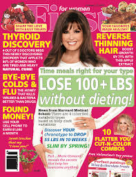 Women Magazine Nutrisystem News Room U2013 Marie Osmond On The Cover Of First For Women