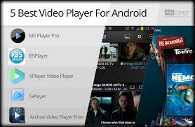 5 best player for android - Player For Android