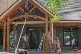 timber frame front porch google search an exterior pinterest traditional timber frame porch new home design construction hand hewn pine timber frame structural frame