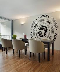 vinyl wall decal sticker coffee shop os dc180