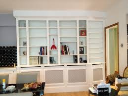 custom made bookcase bespoke display cabinets clive anderson