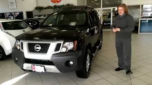 used nissan xterra 2011 nissan xterra s 4wd 4x4 walkaround video review used cars