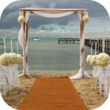 Wedding Arches Melbourne Ceremony Hire Beach And Garden Wedding Decor Event Hire