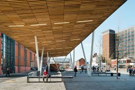 bus station design arch pinterest bus station canopy and