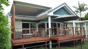 Modern Patio Design Decks With Roofs Designs Deks Decoration