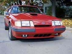 1985 5 mustang svo ford mustang svo fox mustangs ford svo and mustangs