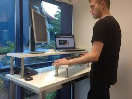 Stand Up Sit Down Desks by Diy Stand Up Sit Down Desk Best Home Furniture Decoration