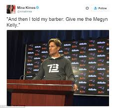 My New Haircut Meme - tom brady shows off his new haircut at press conference and is