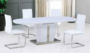 Table A Manger Ronde Rallonge by Table Ronde Extensible Blanche U2013 Megamaster Co