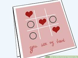 how to make cards for valentine u0027s day with sample cards