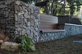 garden stone wall build stone wall builders gabion1 uk