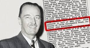 Hood Dad Meme - 1927 news report donald trump s dad arrested in kkk brawl with