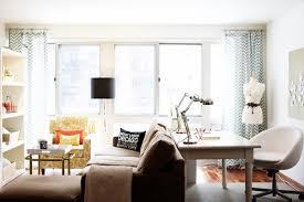 Desk For Living Room | how to arrange a desk in the living room megan morris