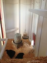 Chicken Coop Floor Options by Cute Diy Chicken Coop With Attached Storage Shed Remodelaholic
