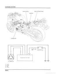 диагностика и проверка зарядки honda cbr 600 f4 f4i