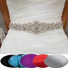 bridal belt wedding belt ebay