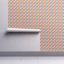 easter egg pattern wallpaper utehil spoonflower