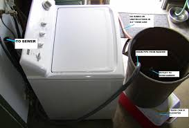 simple laundry greywater system 6 steps with pictures