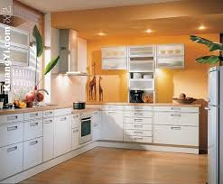 Orange And White Kitchen Ideas Wonderful Two Tone Kitchen Cabinets Pictures Options Tips