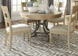 Liberty Furniture Dining Table by Buy Harbor View Round Dining Table By Liberty From Www Mmfurniture