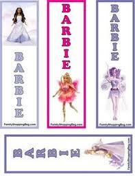 51 barbie birthday printables images barbie
