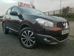 nissan qashqai for sale 2010 2010 facelift nissan qashqai tekna 1 5dci xenons leather