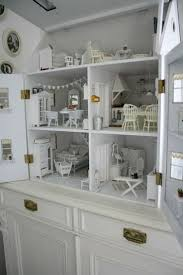 Dollhouse Furniture Kitchen 67 Best Dollhouses Images On Pinterest Dollhouses Miniature