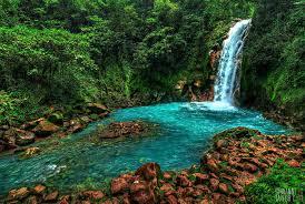 150 meters in feet río celeste about rio celeste