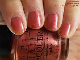 throwback thursday opi u2014 ruble for your thoughts nail lacquer