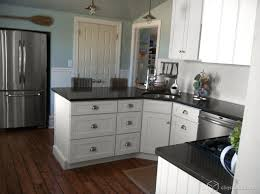 black quartz countertop houzz