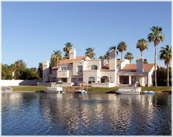 phoenix arizona waterfront homes boating in phoenix lake communities