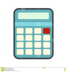 free online calculator free calculator icon vector clipart collection