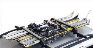 porta sci auto portasci e snowboard per barre portatutto di alta qualita offerto