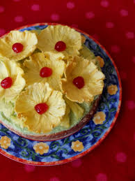lighter u0027 coconut pineapple lime and rum tres leches cake recipe